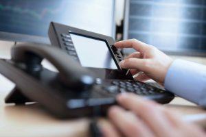 VoIP Deskphone